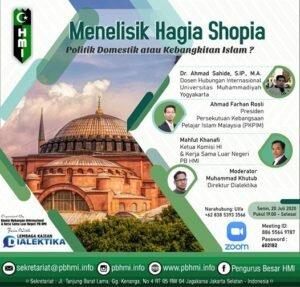 KLIKTV: Hagia Shopia Politik Domestik Ataukah Kebangkitan Islam?