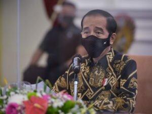 Presiden Jokowi: Kasus Aktif COVID-19 di Indonesia Lebih Rendah dari Kasus Aktif di Dunia