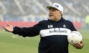 Argentina Selidiki Kematian Maradona, Dokter yang Menangani Diperiksa