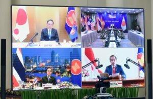 Presiden Jokowi Ajak ASEAN dan Jepang Bekerja Sama Tanggulangi Dampak COVID-19