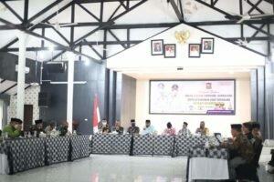 Pemko Tanjungbalai Mendukung Kerukunan Antar Umat Beragama dan Menolak Paham Terorisme  atau Radikalisme