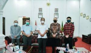 Konsul Kingdom of The Netherlands Berkunjung ke Humbahas