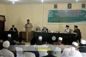 MUI Sumut Berikan Pencerahan tentang Covid-19 di Kantor MUI Kota Padangsidimpuan