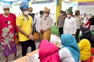 Menparekraf Sandiaga Uno Bersama Gubernur Sumut Edy Rahmayadi Kunjungi Destinasi Wisata Sumut