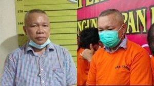 Sekda Nias Utara Yafeti Nazara Terjaring Razia Prokes Booking 5 Cewek dan Pesta Narkoba di Medan