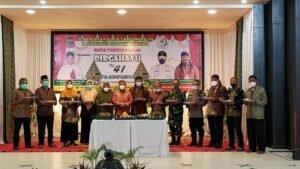 Pujakesuma Tanjungbalai HUT Ke 41 Dihadiri Plt Walikota Tanjungbalai