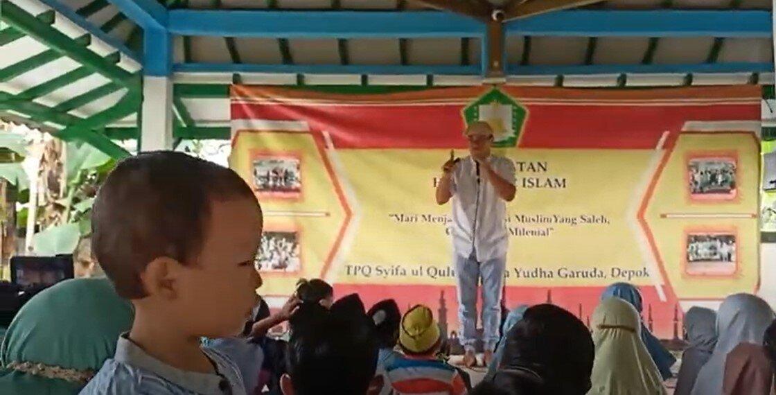 KLIKTV: Kampung Dongeng Ciputat, Wisata Imajinasi Anak