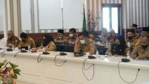 Plt Walikota Tanjungbalai Minta OPD Membuat Langkah Strategis Penanganan Masalah Kota di Instansi Masing-Masing