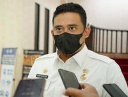 Kota Medan Turun Dari Level 4 Menjadi Level 3 Covid-19, Bobby Nasution :  Wajib Terapkan 3T dan 5M