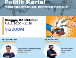 Korupsi Politik dan Politik Kartel Dalam Diskusi Dialektika Institute
