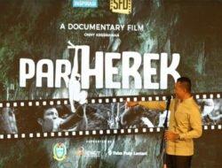 Launching Film PARHEREK, Musa Rajekshah : Ini Momen Kebangkitan perfilman Sumut