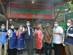 Resmikan Program Semua Bisa Makan Baznas Bazis DKI Jakarta, Anies Baswedan: Ini Solusi Luar Biasa Untuk Warga Jakarta